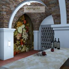 Alles aus einer Hand:  Weinkeller von Art of Bath