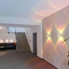 Leismann Versicherung:  Bürogebäude von Bolz Planungen für Licht und Raum