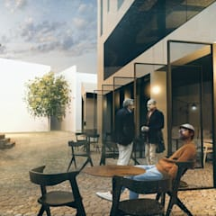 modern  by BEZ CUKRU studio projektowe, Modern