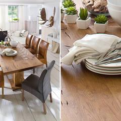 Stół dębowy CHESTER: styl , w kategorii Jadalnia zaprojektowany przez mebel4u