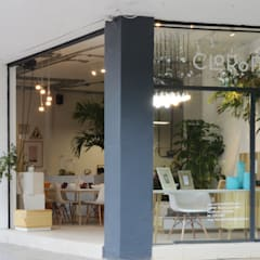 Commercial Spaces by Clorofilia
