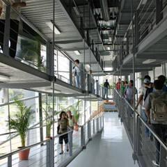 Schools by LEAP Laboratorio en Arquitectura Progresiva