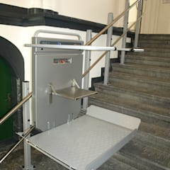 Plattformlift (Gerade):  Museen von Wachsmann Lift-Technik