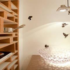 Wallpaper Sparrow:  Musea door Snijder&CO