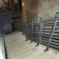 Plattformlift (Kurve):  Museen von Wachsmann Lift-Technik