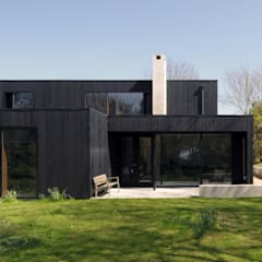 The Sett:  Houses by Dow Jones Architects