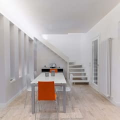 SANSON ARCHITETTI: minimal tarz tarz Yemek Odası