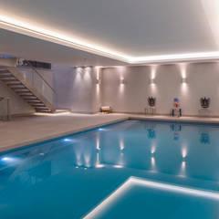 Hamilton Terrace:  Pool by KSR Architects