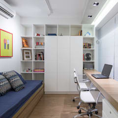 modern Study/office by Semerene - Arquitetura Interior