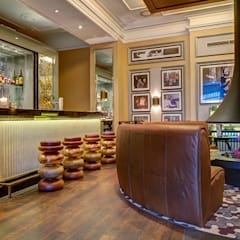 Montreux Jazz Café Fairmont by Aedas Interiors:  Gastronomy by Aedas