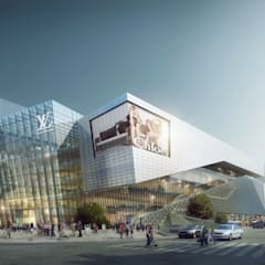 Shopping Centres by Aedas