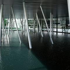 leisurecenter Rules for Health:  Gezondheidscentra door Archivice Architektenburo ,