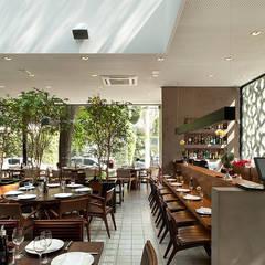 Ресторации в . Автор – Mínima arquitetura e urbanismo, Модерн