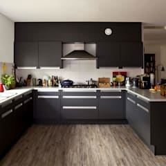 modern Kitchen by Archivice Architektenburo