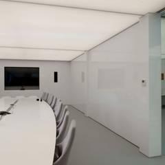 FritsJurgens® taats deuren:  Kantoorgebouwen door Proest Interior,