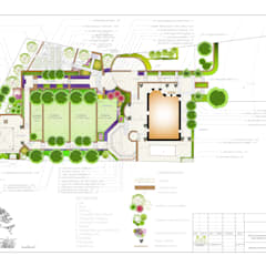 Project: Сады в . Автор – BersoDesign ❖ Landscape architecture. Design. , Кантри