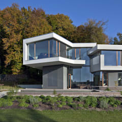 Houses by Kauffmann Theilig & Partner, Freie Architekten BDA