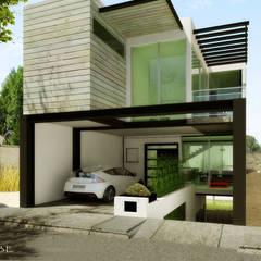 منازل تنفيذ arquitecto9.com