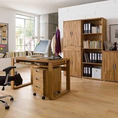 Meble drewniane CENT: styl , w kategorii Biurowce zaprojektowany przez mebel4u
