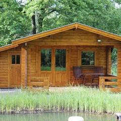 Gartenhaus Friedland:  Häuser von Betana Blockhaus GmbH