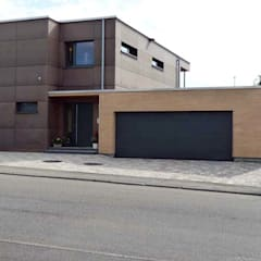 Garasi oleh Architekturbüro Arndt, Modern