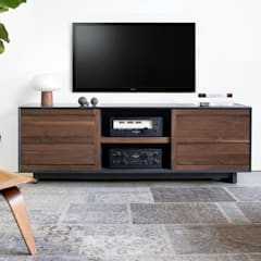 Aero Audio and Entertainment:  Media room by Symbol Audio