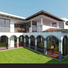 منازل تنفيذ GRH Interiores,