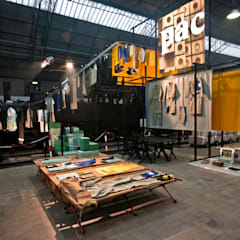 adidas by Tom Dixon Installation:  Exhibition centres by Q2xRo