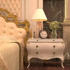 MHD Design Group – cam_03: rustik tarz tarz Yatak Odası