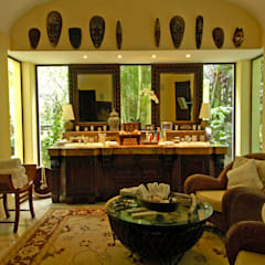 Casa Amore: Spa de estilo topical por BR  ARQUITECTOS
