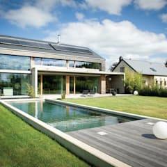 Passive house by Maisons Loginter