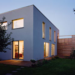 Passive house by Abendroth Architekten