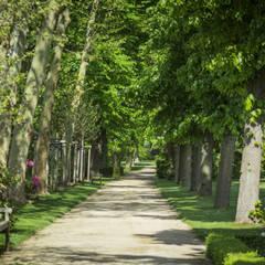 Kurpromenade III:  Krankenhäuser von GFSL clausen landschaftsarchitekten gruen fuer stadt + leben