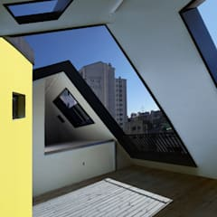 بالکن،ایوان وتراس by designband YOAP