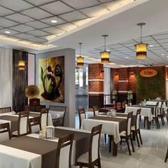 餐廳 by StellaStil İç Mimarlık