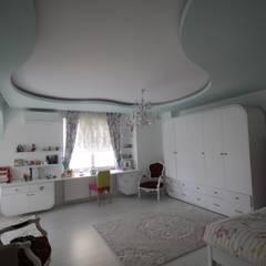 DerganÇARPAR Mimarlık  – AHMET ASLI İLHAN EVİ : minimal tarz tarz Çocuk Odası