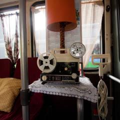 Scenografie - Videoclip 2010: Soggiorno in stile  di Michela Brondi, Rustico