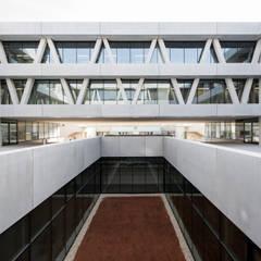TZW - Zentrum für Technologie und Design:  Schulen von AllesWirdGut Architektur ZT GmbH
