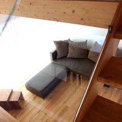 Historisches Torhaus im Odenwald Moderne Wohnzimmer von Karl Kaffenberger Architektur   Einrichtung Modern