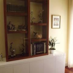 Ruang Media Klasik Oleh Traço Magenta - Design de Interiores Klasik