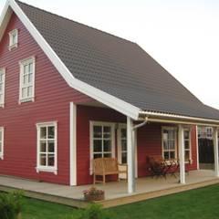 Haustyp Bernd:  Häuser von Akost GmbH  'Ihr Traumhaus aus Norwegen'