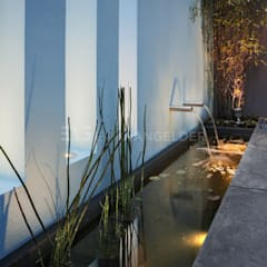 บ่อน้ำในสวน by ERIK VAN GELDER | Devoted to Garden Design