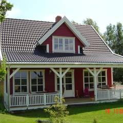 منازل تنفيذ Akost GmbH  'Ihr Traumhaus aus Norwegen'