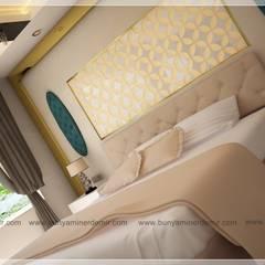 Bünyamin Erdemir Tasarım ve Uygulamaが手掛けた寝室