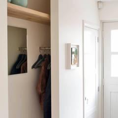 Aanbouw en interieurplan woning :  Gang en hal door Jolanda Knook interieurvormgeving