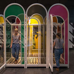 Mind Maze:  Museums by Sean & Stephen architects
