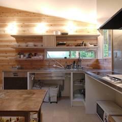 変化に対応できるキッチン: みゆう設計室が手掛けたキッチンです。