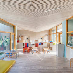 Crèche de Bernin (38): Ecoles de style  par Sandrine RIVIERE Photographie