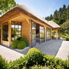 Teras by Rasenberg exclusieve tuinpaviljoens & eiken gebouwen b.v.