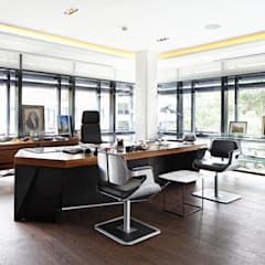 Escapefromsofa – CINER // OFFICE BUILDING:  tarz Ofis Alanları